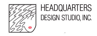 Headquarters Design Studio, Inc.